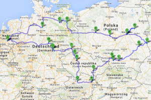 Roadtrip 2013